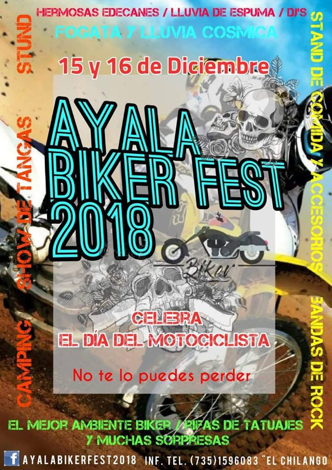 Ayala Biker Fest 2018