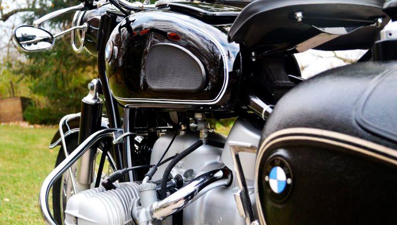 «LA ZOPILOTA» R69S DE BMW