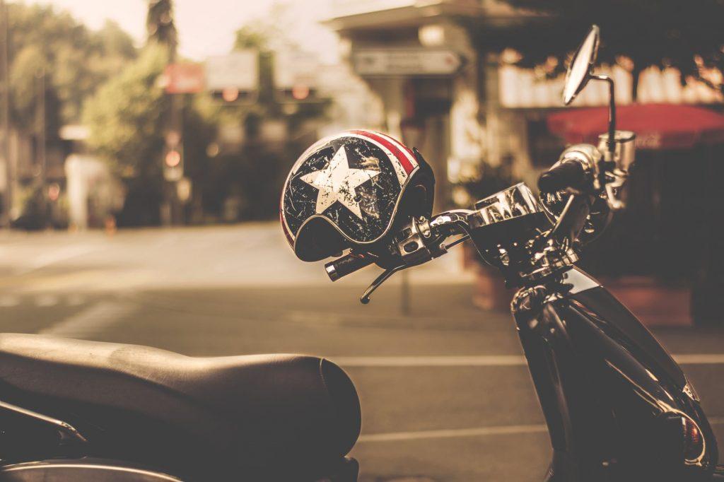 Cascos para moto - Vintage