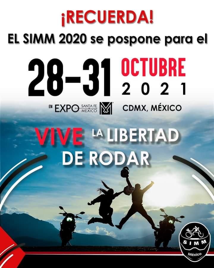 salon internacional de la motocicleta (simm) - 2021