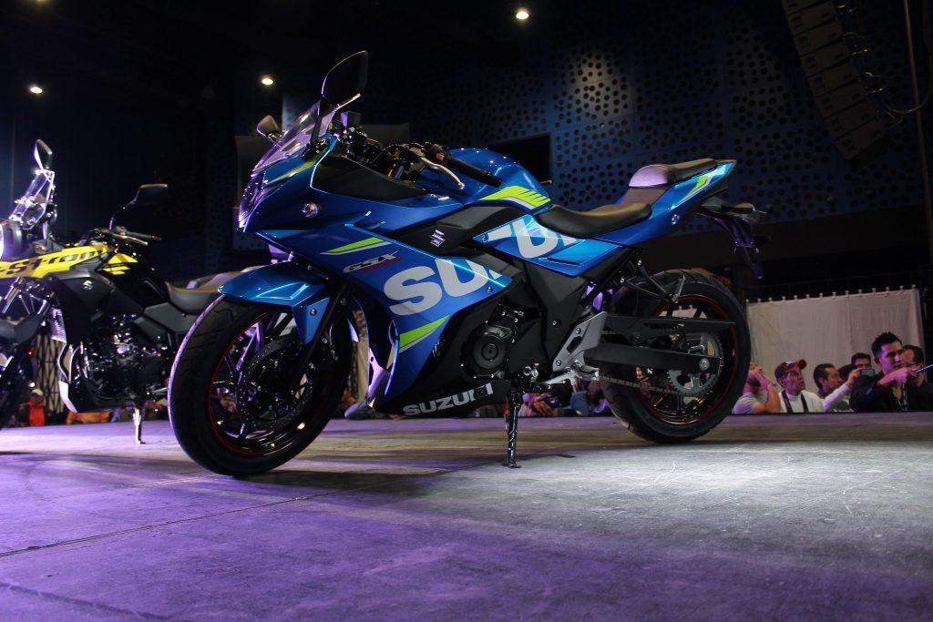 Lanzamientos de Expo Moto 2017