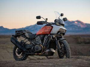 Harley-Davidson Pan America 1250 2021: primer vistazo