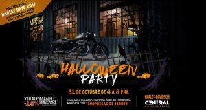 Halloween Party H-D Central CDMX