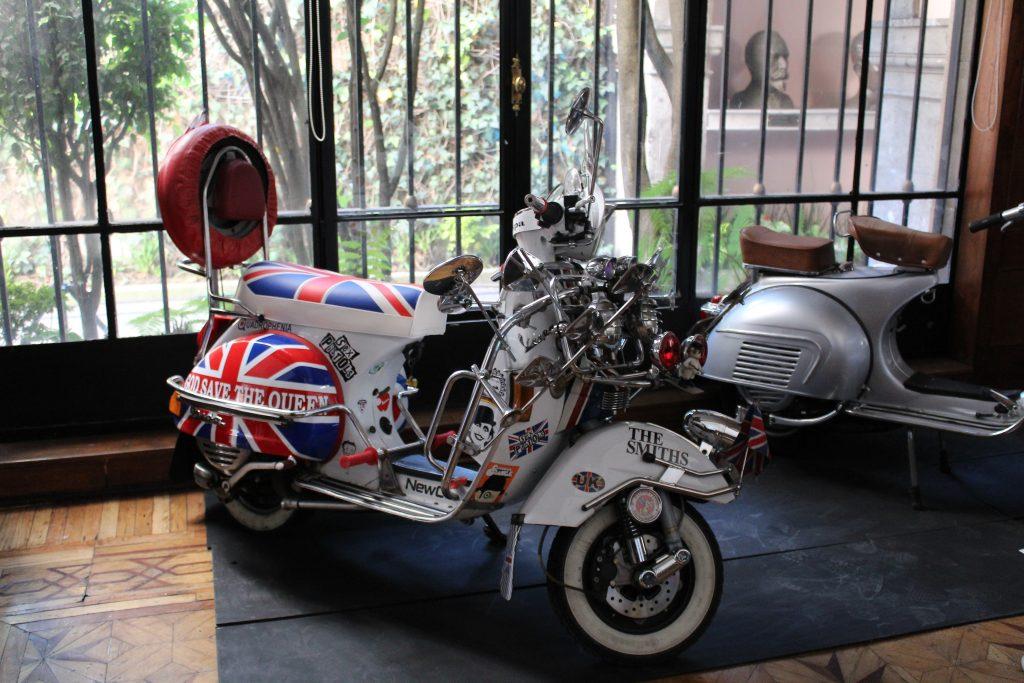 73 Vintage Moto Art 2017