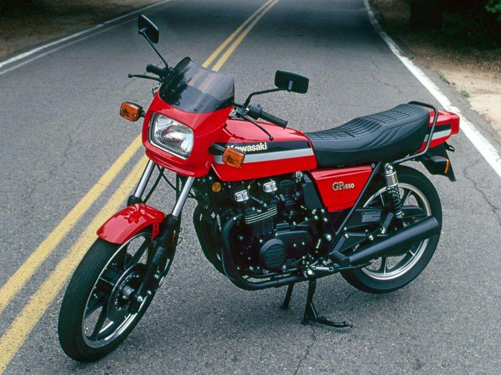 El Kawasaki GPz550