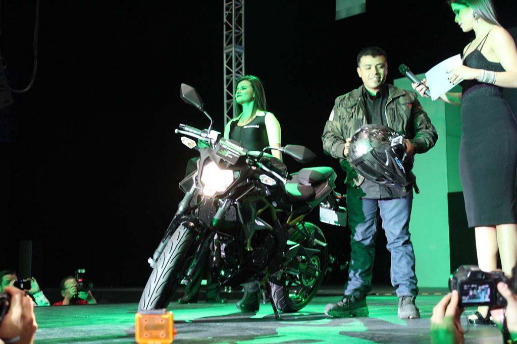Lanzamientos expo moto 2017 kawasaki