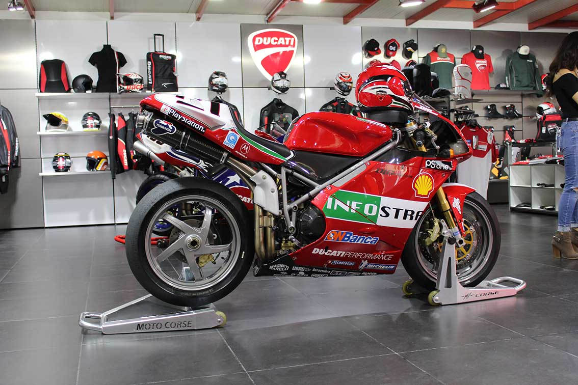 Historia Ducati