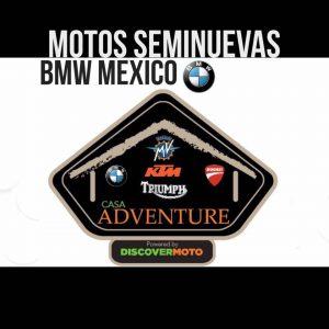 Motos seminuevas BMW