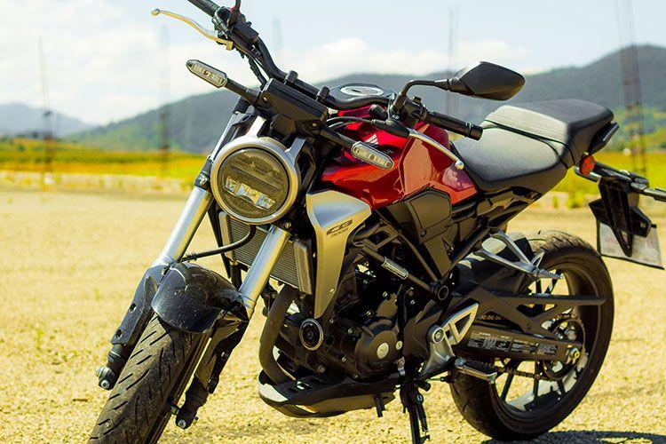 Review Honda CB300R - Mexico - 2