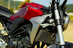 Review Honda CB300R - Mexico - 3