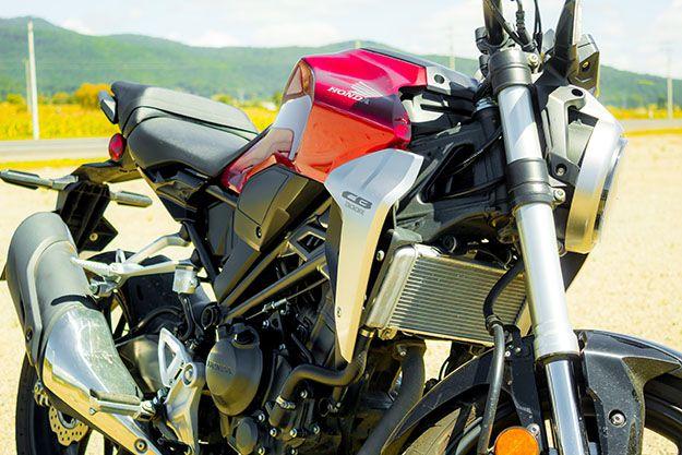 Review Honda CB300R - Mexico - 4
