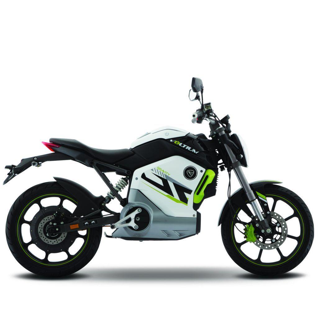 Moto electrica Italika - Voltium