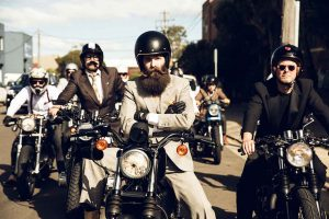 Distinguished Gentleman's Ride México 2017