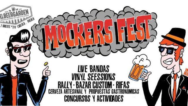 1ª edición Mockers Fest – Puebla