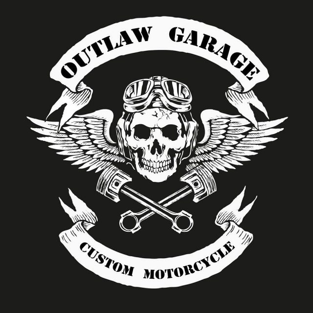 Outlaw Garage Custom Motorcycle