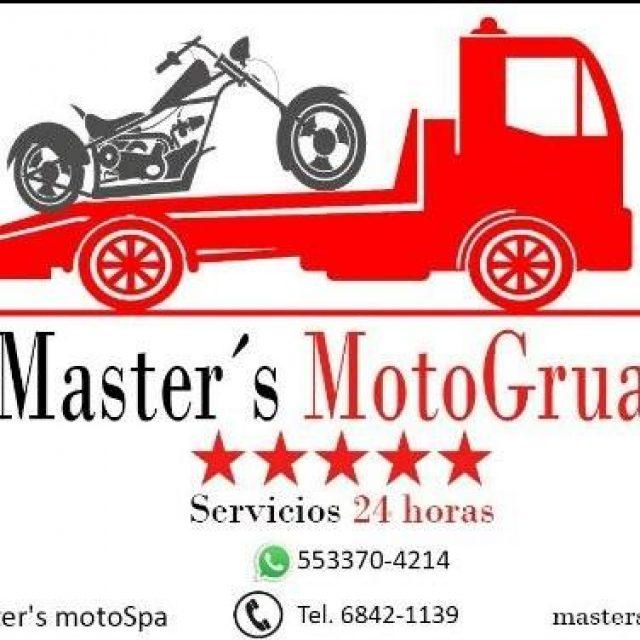 Moto gruas Master's