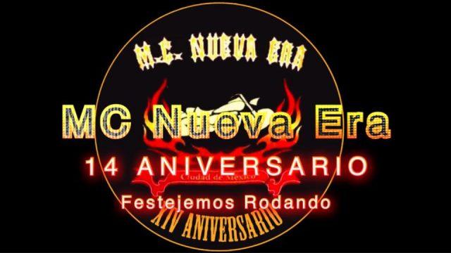 14 ANIVERSARIO MC NUEVA ERA