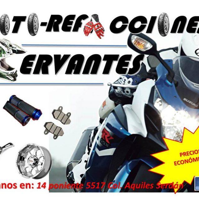 Moto-Refacciones Cervantes