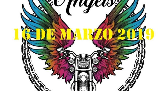1ER Aniversario Free Angels MC