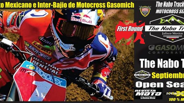 1a fecha Serial the Nabo Track y 9a mex e inter-bajio Gasomich