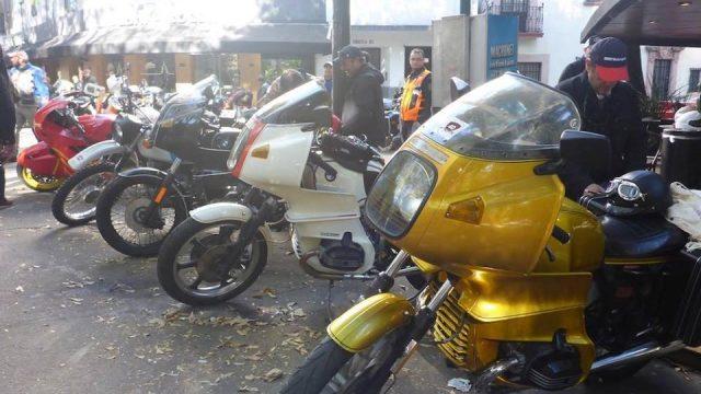 1er Salida Ocoyoacac BMW 60/70/80&90s – Rodadas acompañando a DM