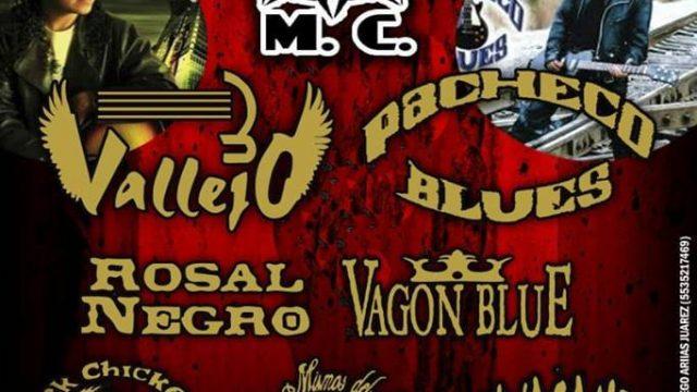 2° Aniversario DOGOS MC Estado De México