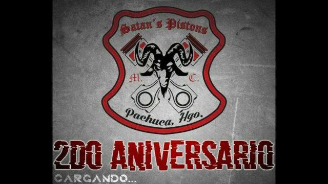 2º Aniversario Satan`s Pistons