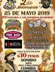 2do Aniversario Carrilleros Puebla Y Gladiadores De La Tribu De