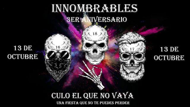 3er Aniversario Innombrables Apodaca MC