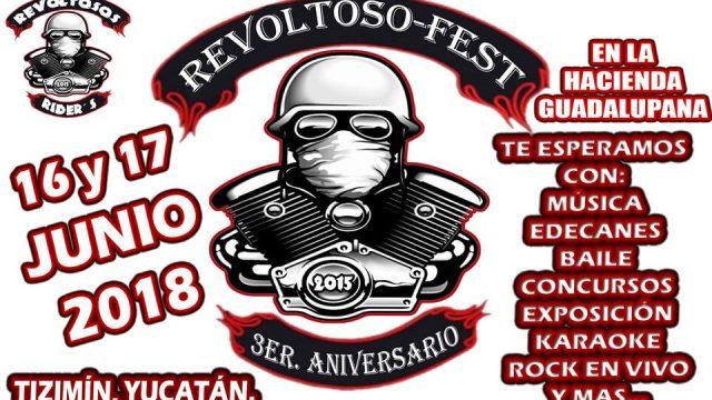 3er Revolto-Fest