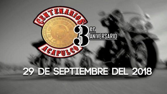 3er. Aniversario Centenarios Mc Acapulco