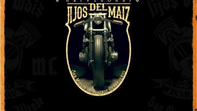 3er. Aniversario – Jijos del Maiz MC
