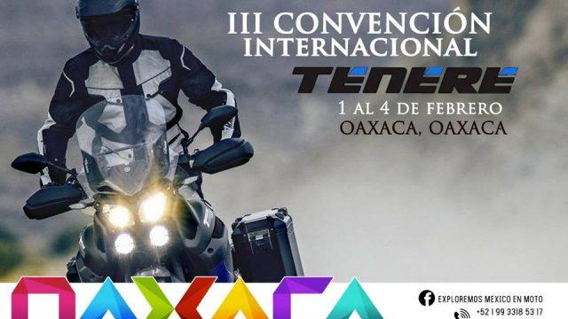 3ra Reunión Tenere Oaxaca 2019