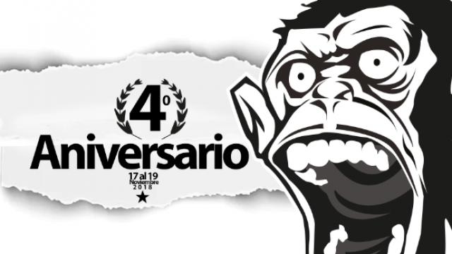 4 º aniversario Angry Monkeys RC