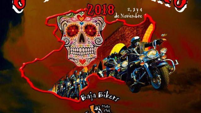6to. Aniversario Internacional Baja Bikers Morelia.