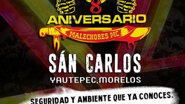 8 Aniversario Nacional