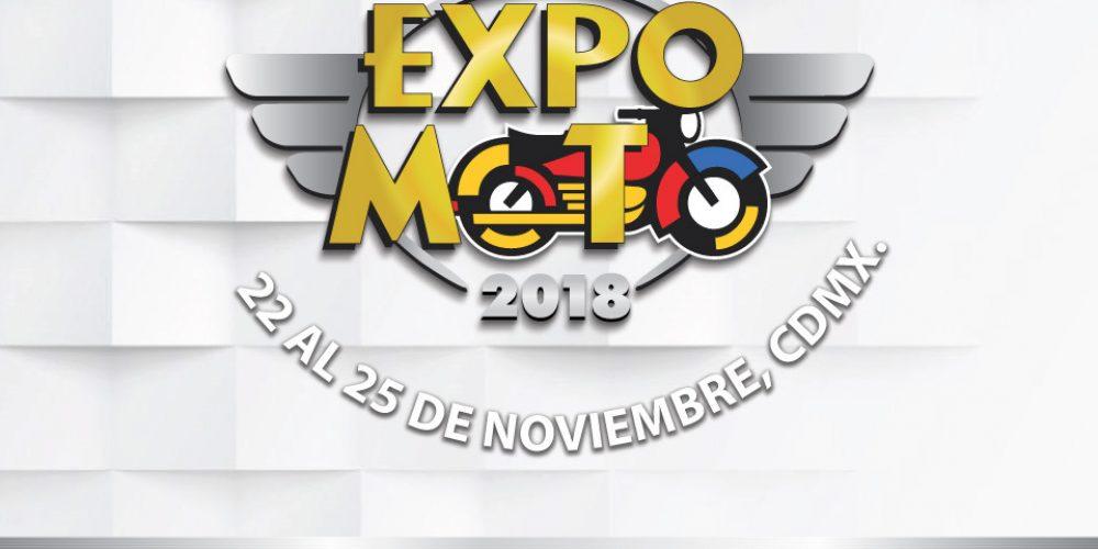 fe6af3df1 EXPO MOTO 2018 celebrará su décimo novena edición del 22 al 25 de noviembre  en la Ciudad de México. La mejor plataforma en el rubro de la motocicleta y  sus ...