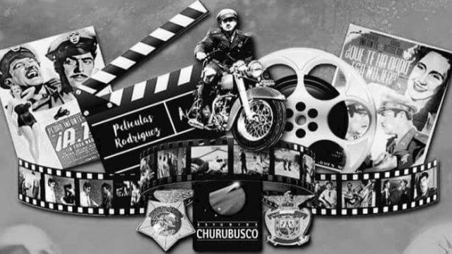 ACROBACIA EN ESTUDIOS CHURUBUSCO 72 ANIVERSARIO