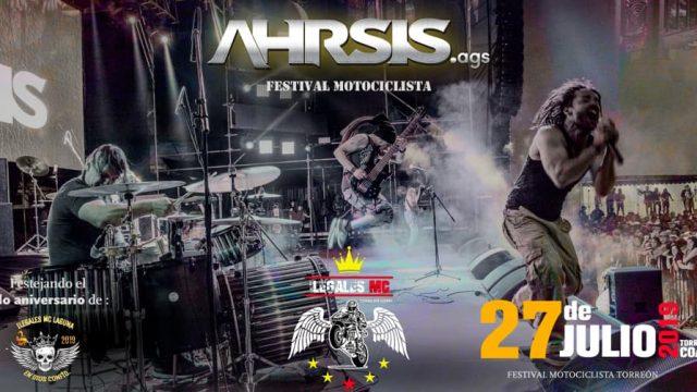 AHRSIS ags (2do Aniversario) Ilegales MC Laguna (Torreón)