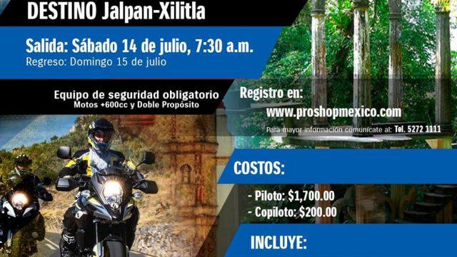 Aventura ProShop a Jalpan-Xilitla