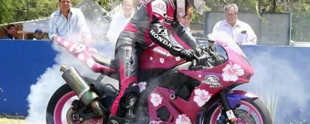 Apasionadas por las motos