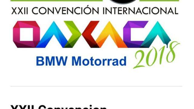XXII CONVENCIÓN INTERNACIONAL BMW MOTORRAD 2018