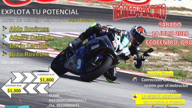 CURSO Escuela Integral de Motociclismo