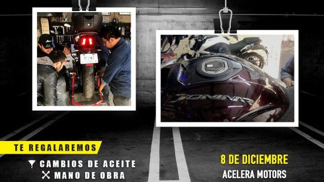 Campamento Dominar 400 – Acelera Motors