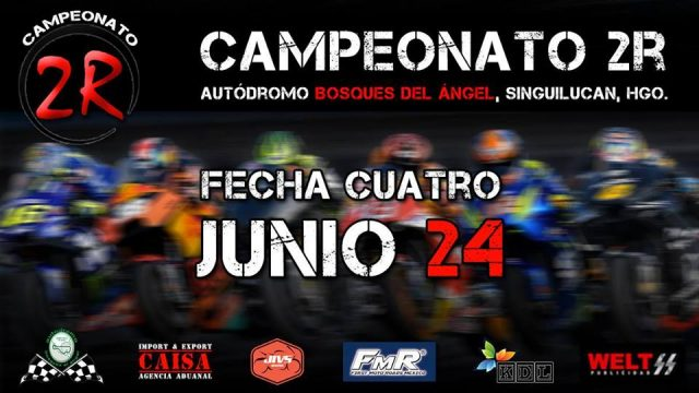 Campeonato 2R ::Fecha 4