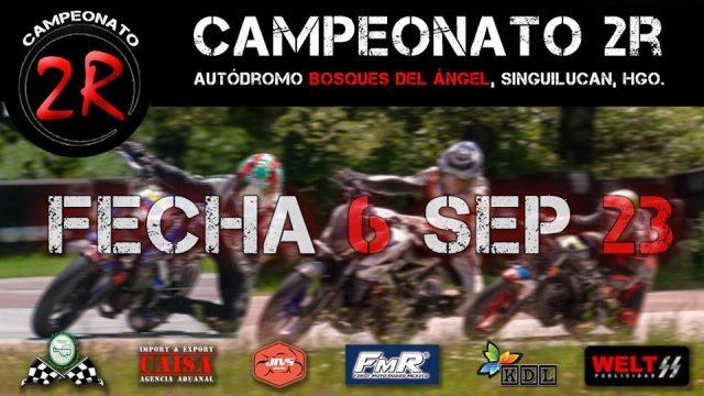 Campeonato 2R – Fecha 6
