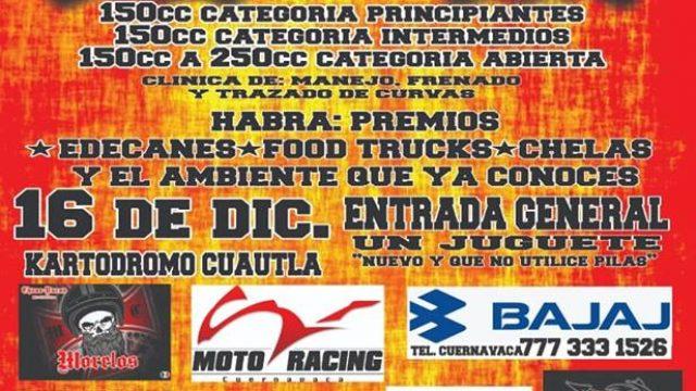 Carrera Altruista 150cc