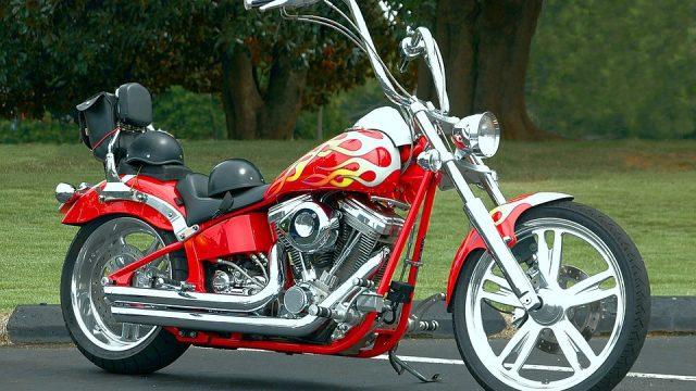 Chopper, la sensación que todo biker quiere experimentar