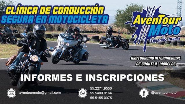 Clínica de Conducción Segura en Moto