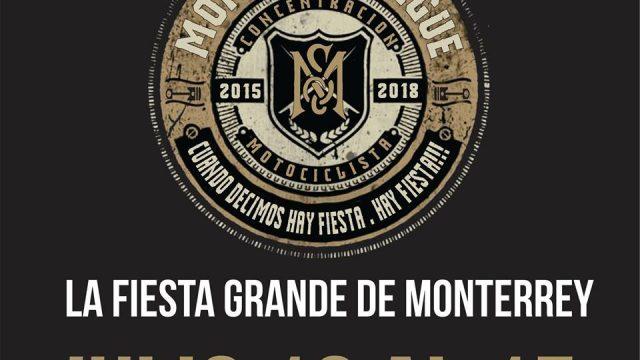 Concentracion Motociclista Monterrey CMM